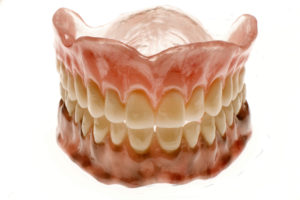 Looking after your dentures